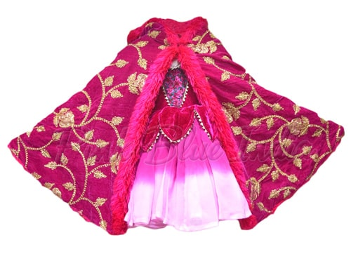 Sleeping Beauty Princess Aurora Dress for Baby Girl