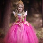 Sleeping Beauty Kids and Baby Princess Aurora Costume and Gowns