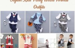 Trendy Kids Party Wears Formal Outfits for Boys – Ideas for this Summer Seasons