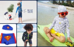 Newest Swim Trunks and Short Sets for Boys to Brighten Summers