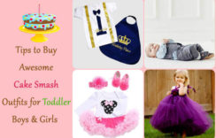 Tips to Buy Awesome Cake Smash Outfits for Toddler Boys and Girls