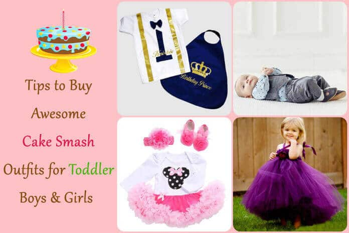 Swell Tips To Buy Awesome Cake Smash Outfits For Toddler Boys And Girls Birthday Cards Printable Trancafe Filternl