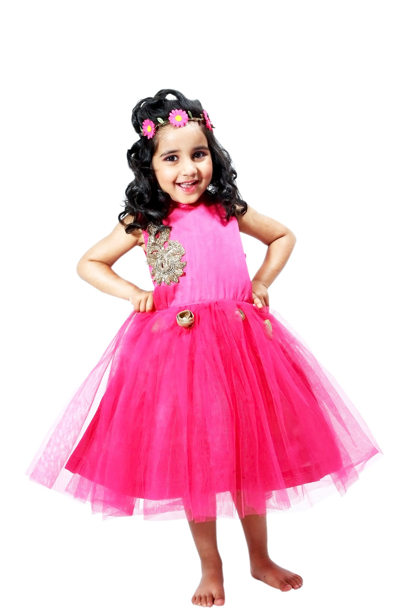 Stylish and Fancy Party Wear Frocks For Babies | Toddler Baby Girl ...