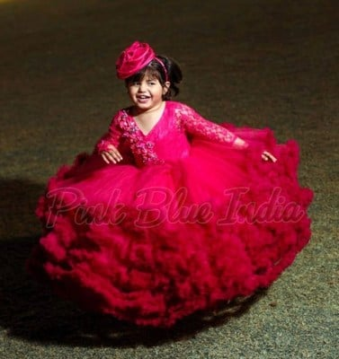 d81682b35 Indian Wedding Fashion for kids in Summer