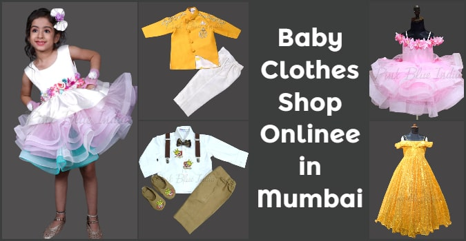 Baby Clothes Shop in Mumbai, Clothes Store, Kids Dress Mumbai Maharashtra