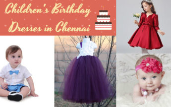 Children's Birthday Clothes & Couture Birthday Dresses in Chennai