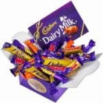 Raksha Bandhan chocolate gift for sister and brothers