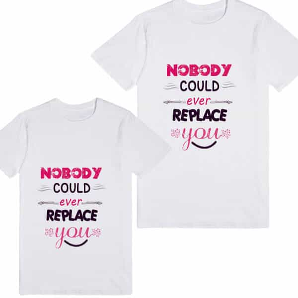 4aabb5d39 Fabulous Personalized Daddy and Baby Matching T-Shirts Ideas ...