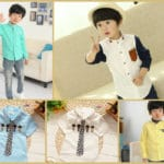 Cute Toddler Baby Boy Shirts