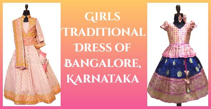 Baby Girl Traditional dress Bangalore, Karnataka