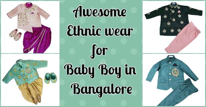 Baby Boy Ethnic Wear Bangalore, Kids Indian Wear