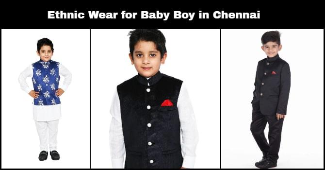 Ethnic Wear for Baby Boy in chennai