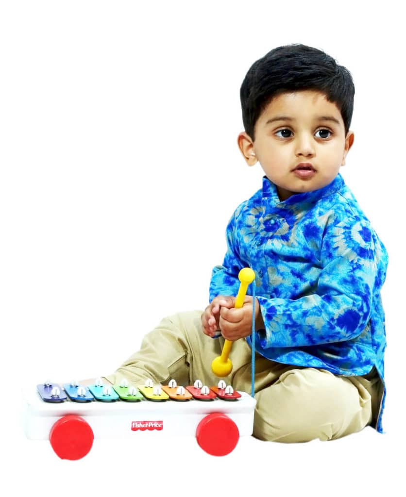 Stylish Kids Kurta Pajama Set India