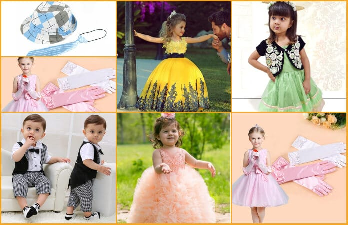 Kids Wear Shop Hyderabad, Baby Boutique Online, Party Wear Dresses