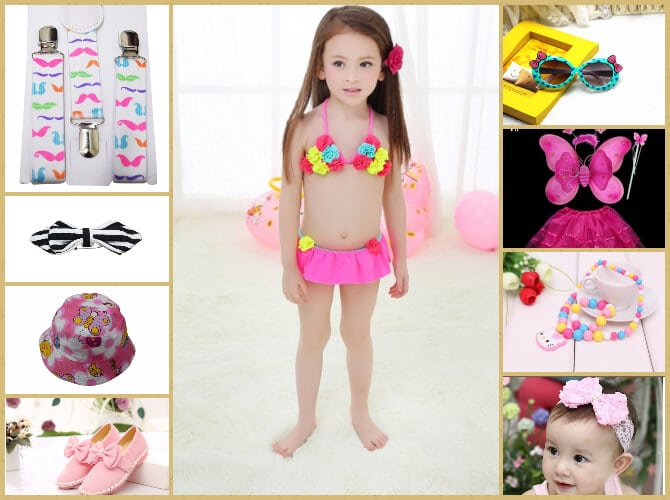 childrens Dresses and baby accessories Chennai