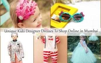 Unique Kids Designer Dresses and Western Wear To Shop Online in Mumbai