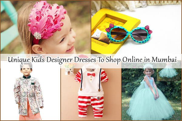 Shop Online Kids Designer Dresses and baby Western Wear in Mumbai