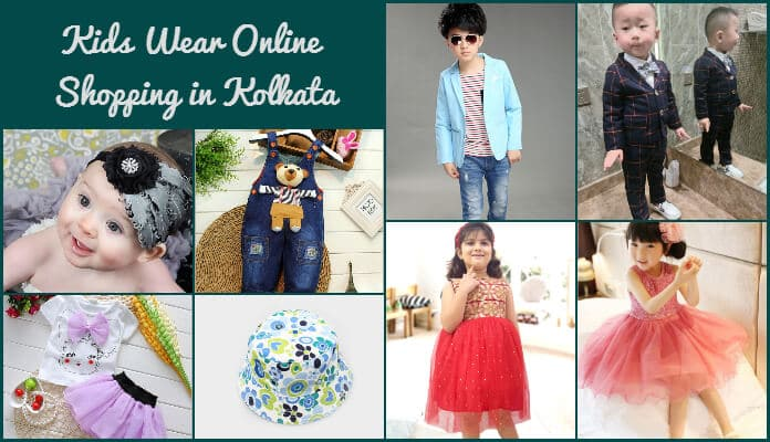 3dc74d24 Kids Wear Shop Online Designer Birthday Party Baby Dresses in Kolkata