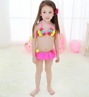 Swimming Costume child mumbai, Buy Kids Swimwear, tankini India