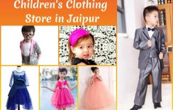Children's Clothing Store in Jaipur: Kids Partywear Dresses and Accessories