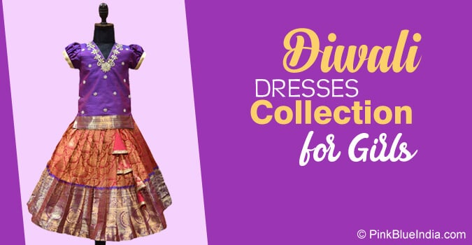 Diwali Dresses for Teenager Girls, Indian Kids wear