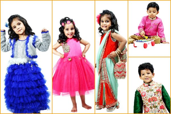 Kerala Exclusive Ethnic wear and Traditional Dresses Babies