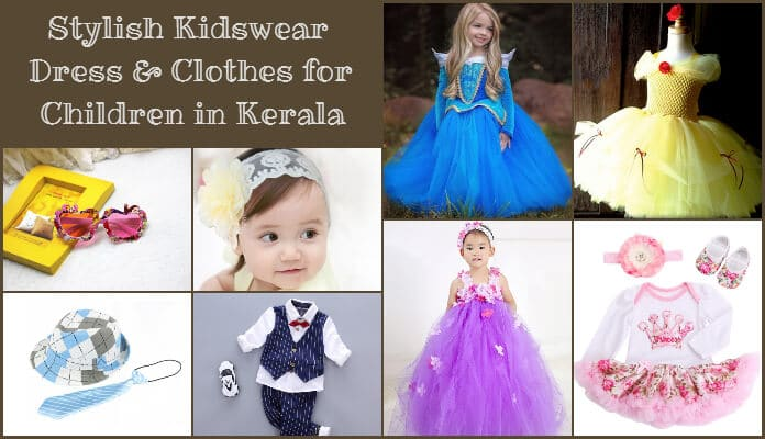 Childrens Clothing and Accessories kerala Kids wear Dress