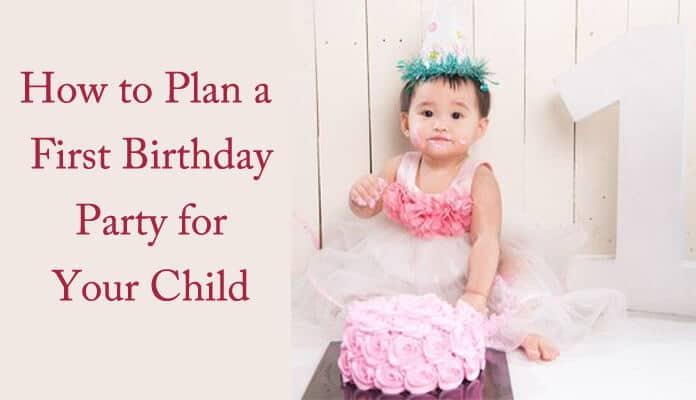 Planning 1st birthday party Ideas, Child first birthday