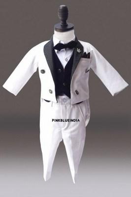 Boys Formal wear Suit, 5 piece Party wear Suit