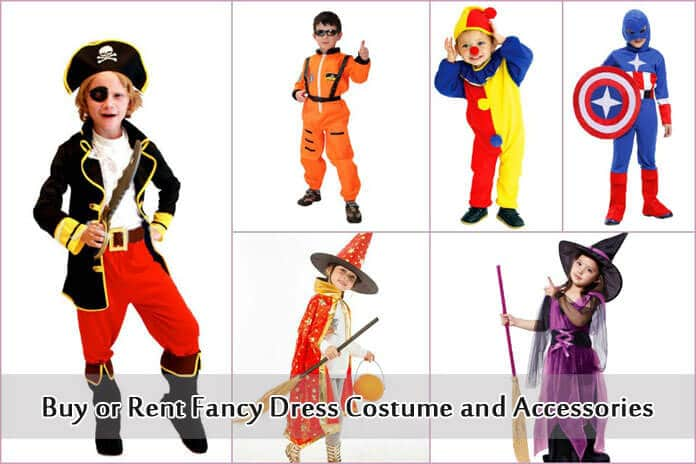 Child fancy dress Competition costumes and accessories, Kids Buy and Rent online India