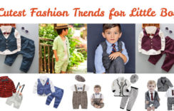 Cutest Fashion Trends for Little Boy on their First Birthday party