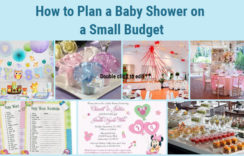 How to Plan a Baby Shower on a Small Budget