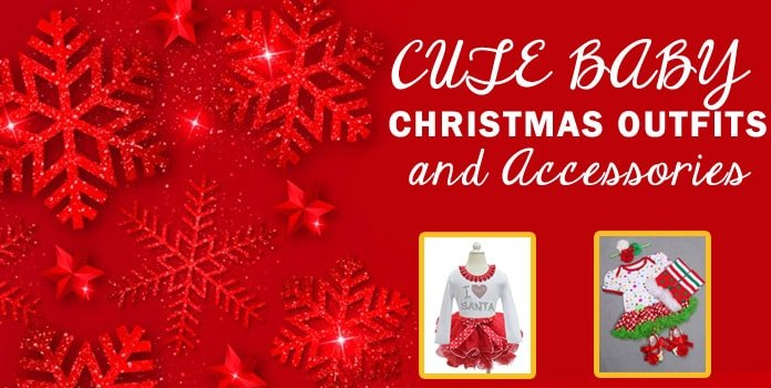 Baby Christmas Outfits, Christmas Hair Accessories India