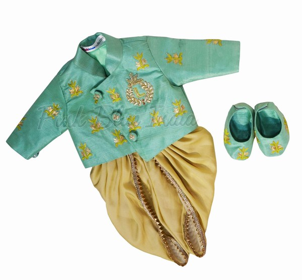 Bollywood Style Sherwani Suits for kids
