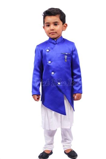 Punjabi Dress for Toddler Baby Boy