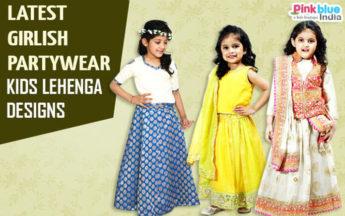 Party Lehenga Designs for Girls | Girlish Lehenga | Baby Lehenga Dress