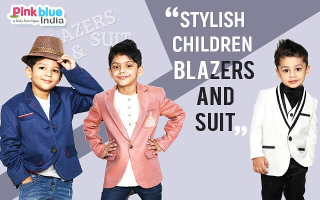855d2c7d3 Boys Blazer   Party wear Collection