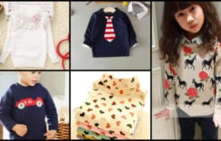 Find The Stylish Kids Sweaters For Winter | Cute Baby Woolen Wear