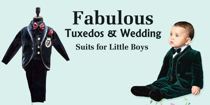 Boys Tuxedo, Little Boy Wedding Formal Suit, Birthday Outfit