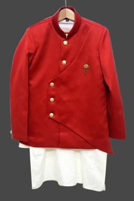 Kids kurta Pajama Online - Baby Boy Royal Jacket