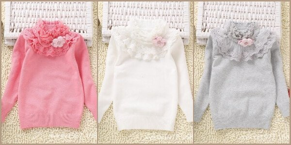 Find The Stylish Kids Sweaters For Winter Cute Baby Woolen Wear