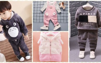 Trendy Winter Fashion for Little Boy & Girl   Toddler Woolen Clothes