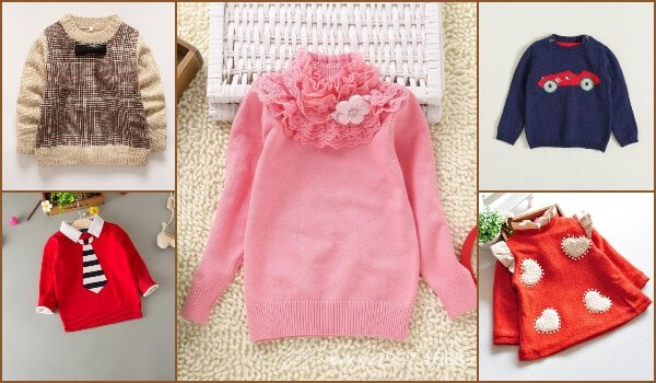 Kids Warm Sweaters , baby Cosy Sweaters