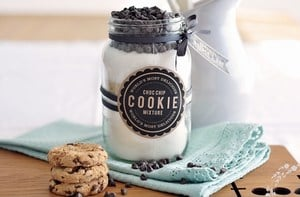 DIY Cookie Jars Baby Shower Favor Boys