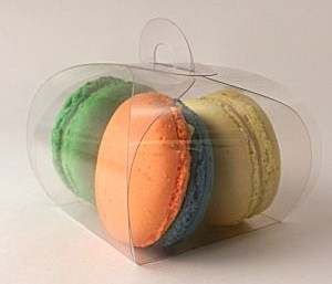 A Pack of Macaroons Baby Shower Favor Boys