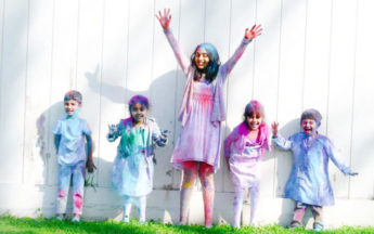 Tips on How to Celebrate a Safe Holi with your kids