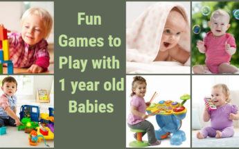 Indoor Fun Engaging Activities for 1-Year Old Baby