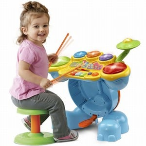 Little Drummers Activities for One Year Baby