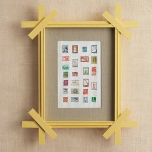 A Photo Frame Baby Shower Favor Boys