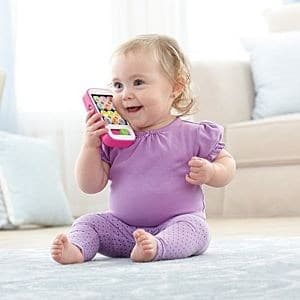 Telephone Calls Games to Play 1 year Baby